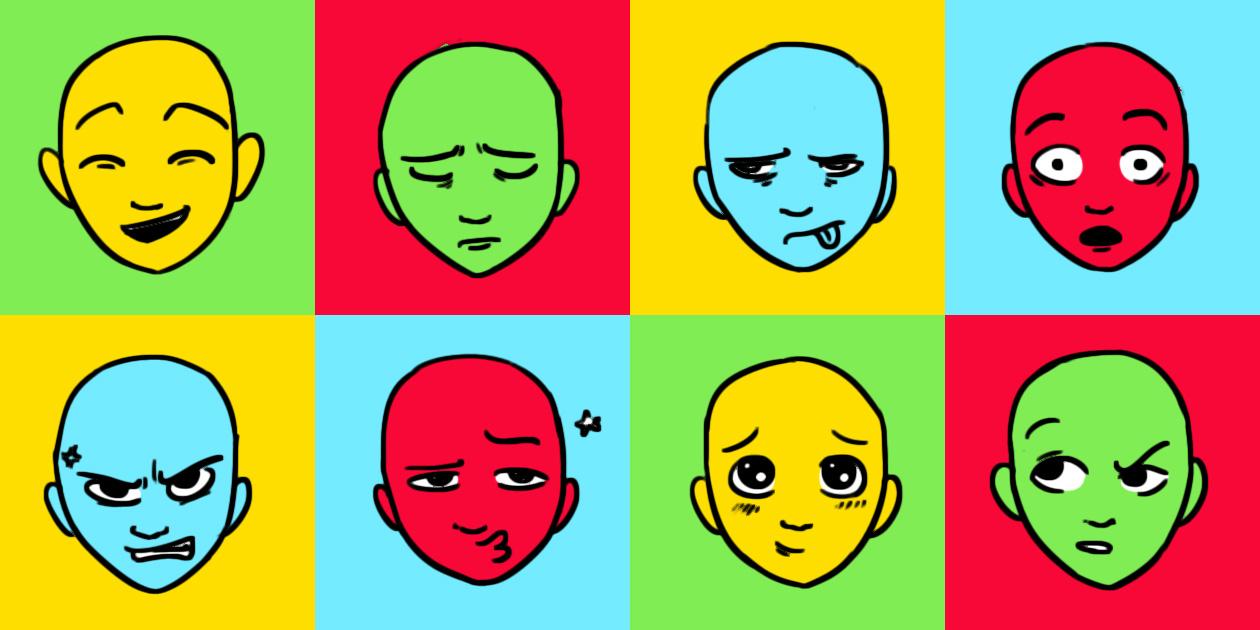 Les Expressions Du Visage